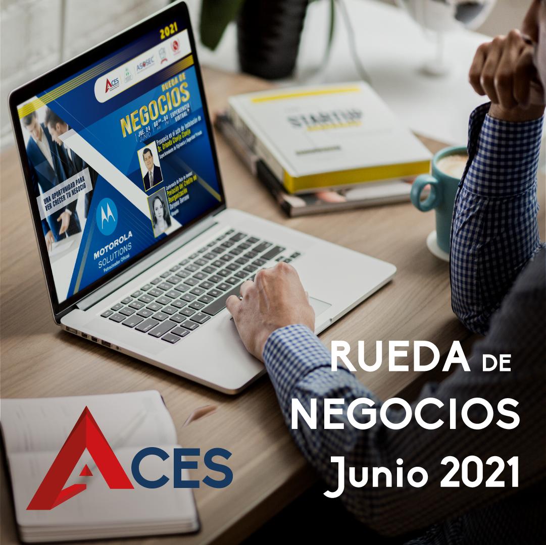 Rueda de Negocios Junio 2021