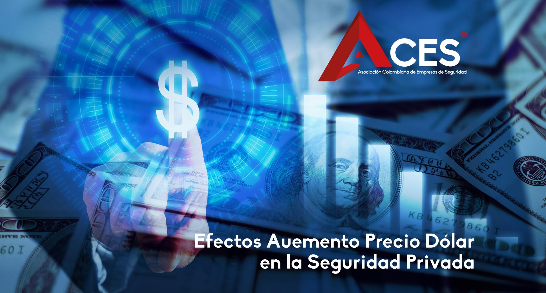 Efectos del Aumento en el Precio del Dólar Sobre el Sector de la Seguridad Privada.